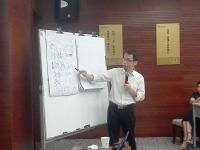 莫勇波老师2016年8月1日为深圳农商行讲授《时间管理与工作效率提升》课程圆满结束!