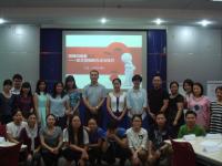 孙玮志博士给广东移动客服中心讲授《软文写作》第4期课程10月24-25日在东莞完美收官!