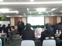 孙玮志博士2016年11月1日给北京天恒地产分享《公文写作》课程