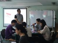 孙玮志博士2016年11月17-18日给广东移动客户中心讲授的《营销文案设计与技巧》课程圆满结束!