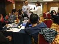 孙玮志博士2月22号广州移动分享《文案进阶——如何让广告文案层楼更进》课程圆满结束