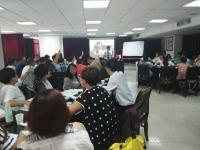 张方金老师6月27日为兰州黄河源有限公司讲授《销售精英系统培训》课程
