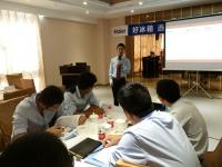 张方金老师8月3日为合肥海尔讲授《微时代的家电乡镇市场运作》课程