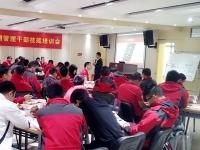 张方金老师11月25-26日为广州佛山红牛讲授《新品上市推广训练和团队建设》