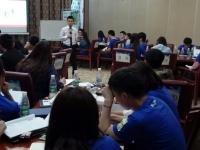 张方金老师2016年4月14日湖南娄底公开课《终端引爆终端整合促销策略与技法》