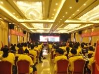 2016年5月23-24日张方金老师广州欧斯宝家具建材讲授《家居建材互联网营销》