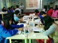 安岷老师2017.3.4-5在惠州给利兴纺织咨询项目第一期圆满结束