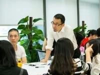 莫勇波老师2016年8月24-25日为深圳某通讯公司讲授《创新思维及创新工具》课程完美结束!