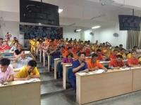 王若文老师2016年8月3日为贵州开磷集团讲授《跨部门沟通与协作》课程