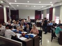 刘湘萍老师讲授《玩美女人》课程