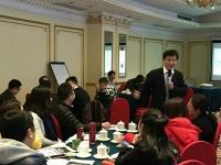 【杨文浩老师】3月7日为中国移动汕头分公司讲授《目标与绩效管理》的课程圆满结束!