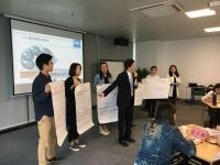 4月8日【杨文浩老师】为40多位企业中高层讲授《年度培训体系设计与应用实务》的火爆结束!