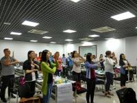 【杨文浩老师】2016年10月29日《如何做好培训体系规划》公开课圆满结束!
