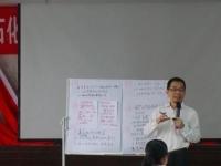 热烈庆祝莫勇波老师5月5号在中石油讲授《系统思维问题分析解》课程圆满结束!