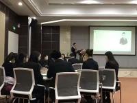 肖珂老师3月10-11日为浙江火星人家电讲授《商务礼仪——魅力提升之道》