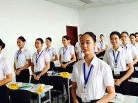 肖珂老师7月23日为天津航空讲授《职业化微笑礼仪》