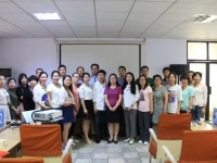 2017.5.19-20萧琳老师再次受邀为襄阳的学员们讲授《绩效目标和绩效计划》课程!
