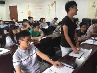 张方金老师7月13日合肥高新创业园《区域市场拓展》公开课圆满成功