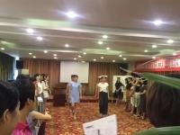 肖珂老师7月14日为四川移动讲授《《极致优雅女人修炼技巧》》课程圆满结束
