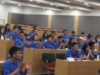 肖珂老师8月10日受邀给北京现代汽车有限公司讲授《职场礼仪》圆满结束!