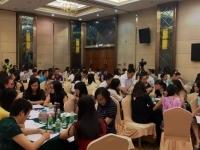 王若文老师8月12-13日受邀来到襄阳讲授了为期两天的《企业变革与管理创新》公开课!