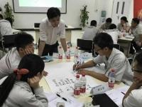 【杨文浩老师】8月7号为武汉某物流公司讲授了1天《目标管理与计划落实》的课程圆满结束