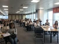 王若文老师11月11日在顺德讲授了一堂精彩无比的《企业战略管理》课程