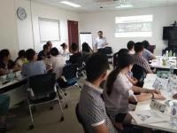 唐殷泽老师7月23日上海米思米机械《赢在基层-卓越班组长管理能力的五项修炼》