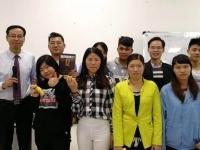 朱磊老师-11-19日-中山某光电上市公司讲授《使命必达—目标与计划执行》课程