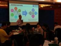 徐龙立老师6月15-17日为广西建行进行《内训师授课能力提升》辅导圆满结束